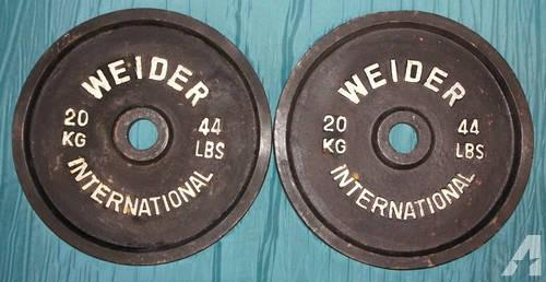 lot-2x44-lb-vintage-weider-olympic-iron-weights-pick-up-louisville-ky-americanlisted_31516229.jpg